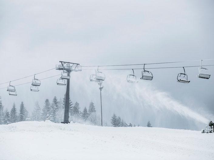 Stacja narciarska Korbielów