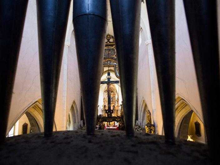 Kościół Parafialny w Skalbmierzu