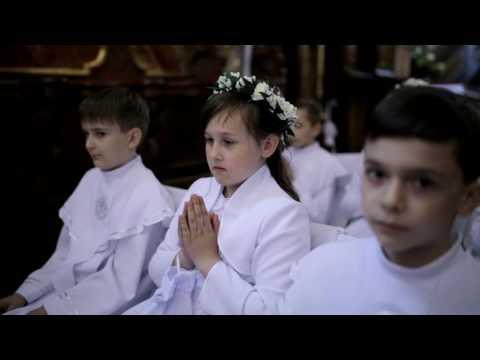 Sakrament Pierwszej Komunii Świętej w Skalbmierzu 2016