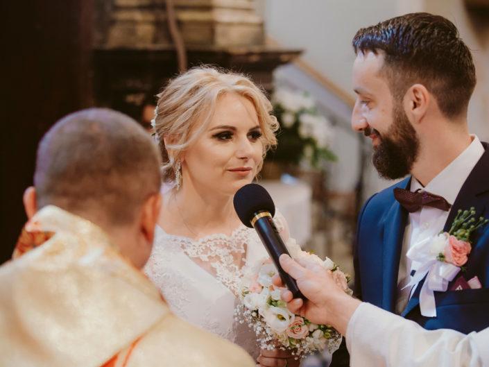 Skrót reportażu ślubnego Magdy i Adriana