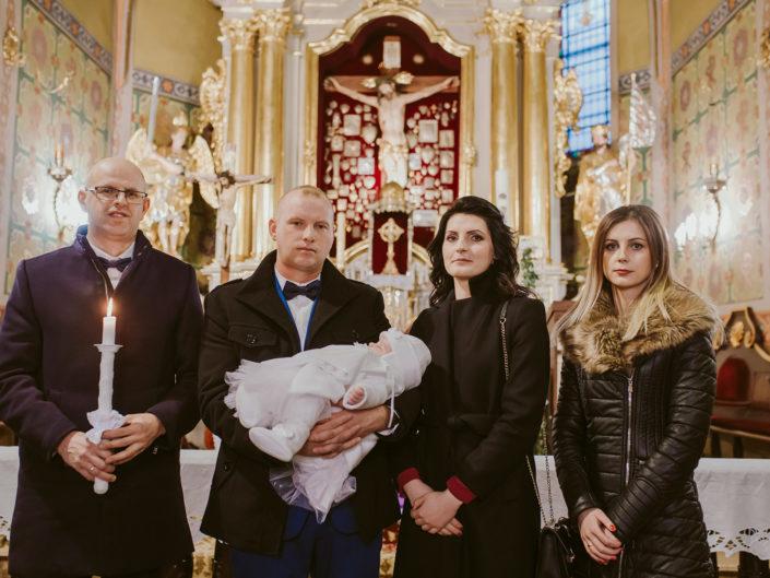 Chrzest Święty Klary