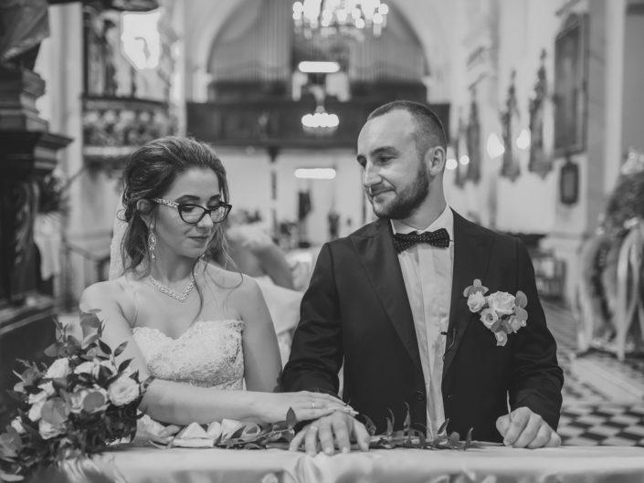 Skrót reportażu ślubnego Klaudii i Daniela