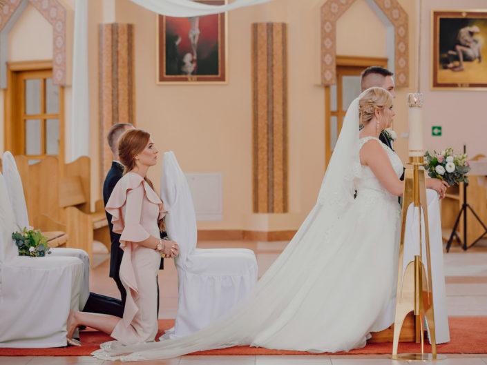 Skrót reportażu ślubnego Eweliny i Marcina