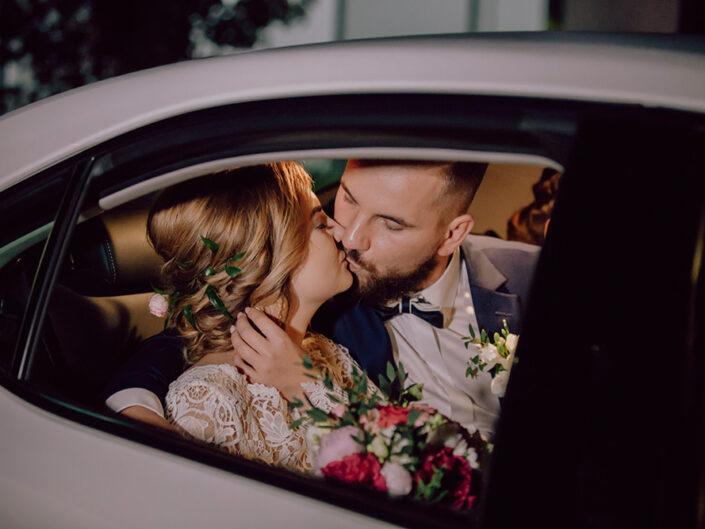 Skrót reportażu ślubnego Luizy i Bartłomieja