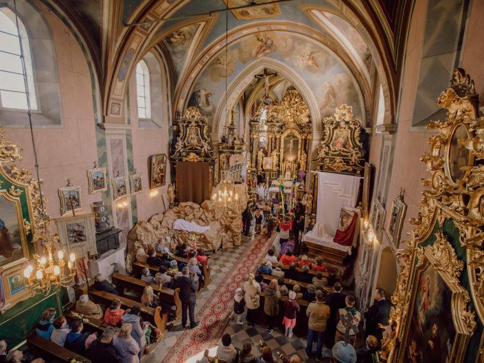 Chrzest Święty Patryka